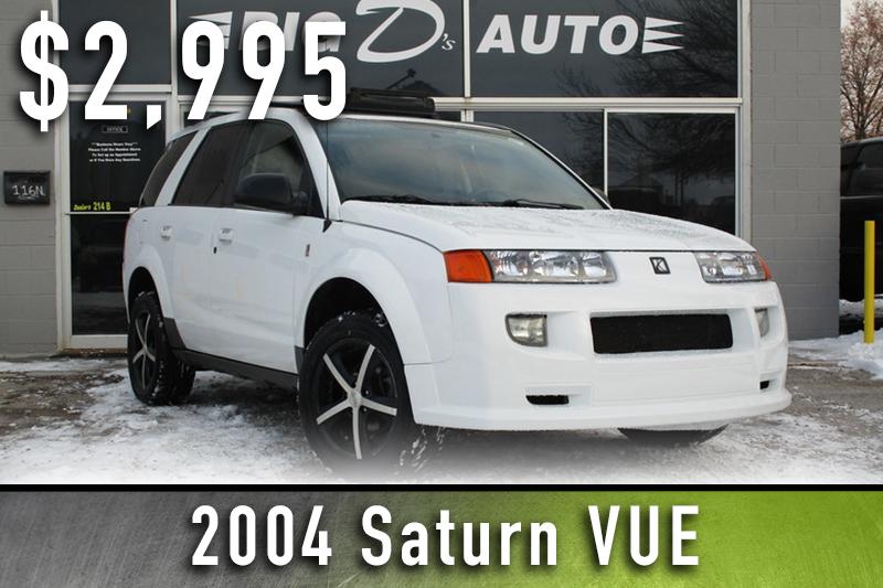 2004 Saturn VUE 1
