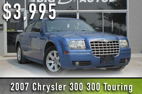 2007 Chrysler 300 300 Touring.jpg
