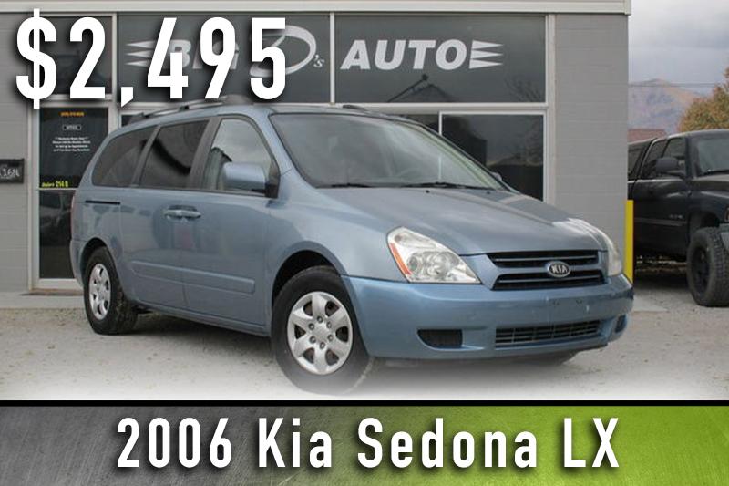 2006 Kia Sedona LX