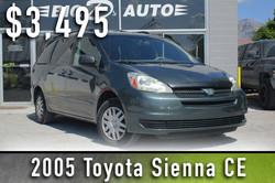 2005 Toyota Sienna CE