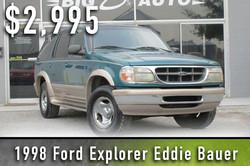 1998 Ford Explorer Eddie Bauer