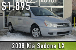 2008 Kia Sedona LX