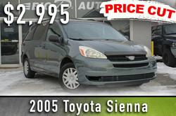 2005 Toyota Sienna (Price Cut)