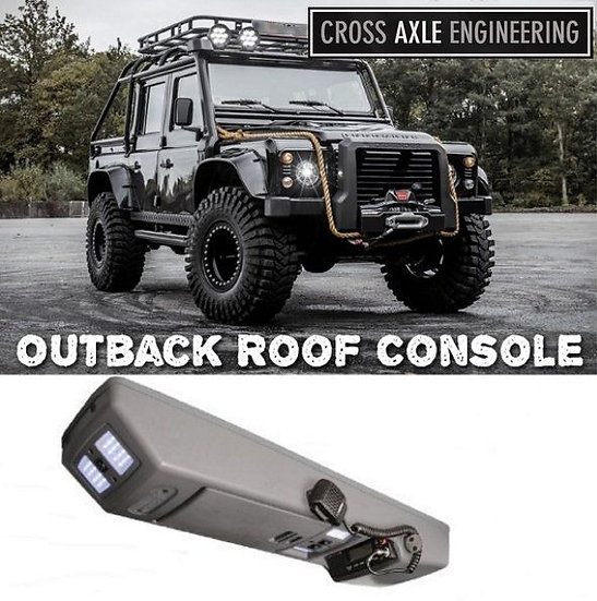 Roof Consoles for Defenders (2002+)
