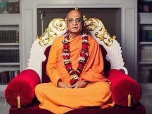 HIS HOLINESS BHAKTI CHARU SWAMI