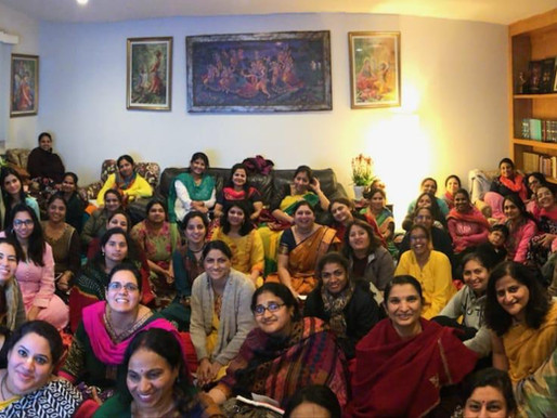 Sakhi Sanga Retreats in Silicon Valley— United We Stand, Sit, Dance & Feast!