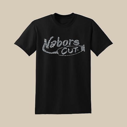 Nabors Cut T-Shirt -Glitter