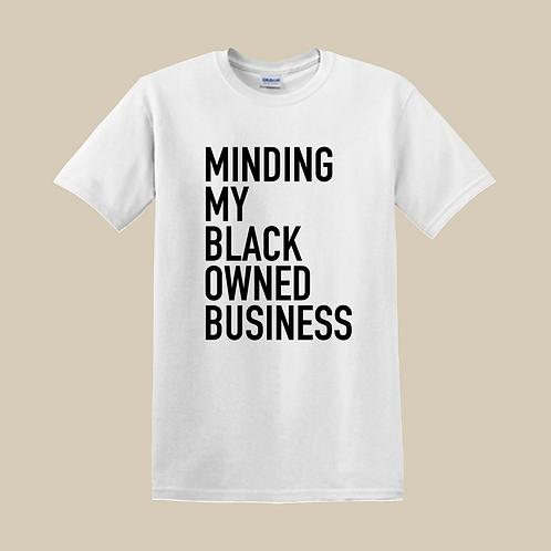 Minding My BOB T-Shirt - Classic