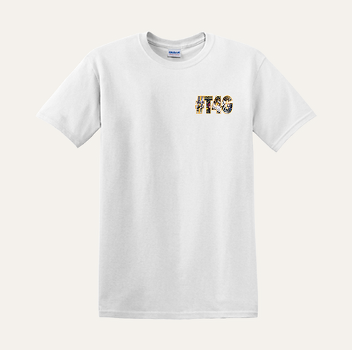 Nabors Cut #T4G (small print) 2019 T-Shirt