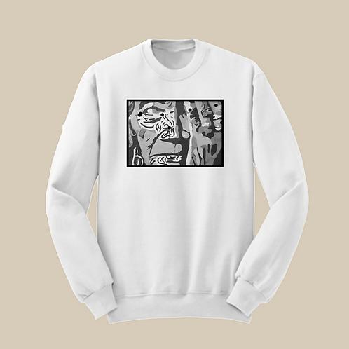 Nabors Cut #Rob J Native Crewneck Sweatshirt