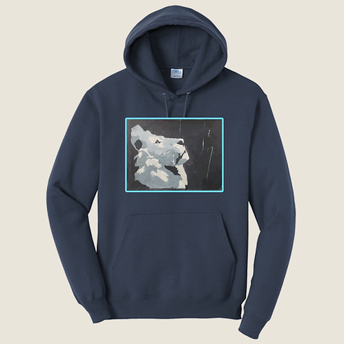 Nabors Cut #Rob J Lion Pulllover Hoodie