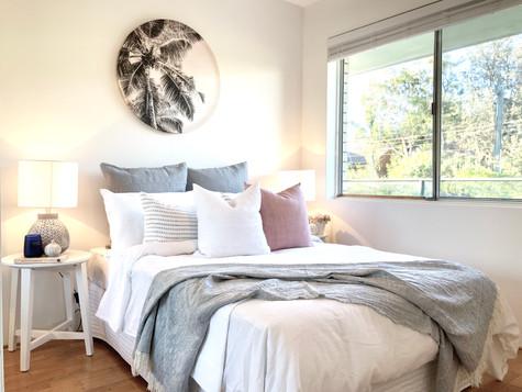 Master Bedroom- after