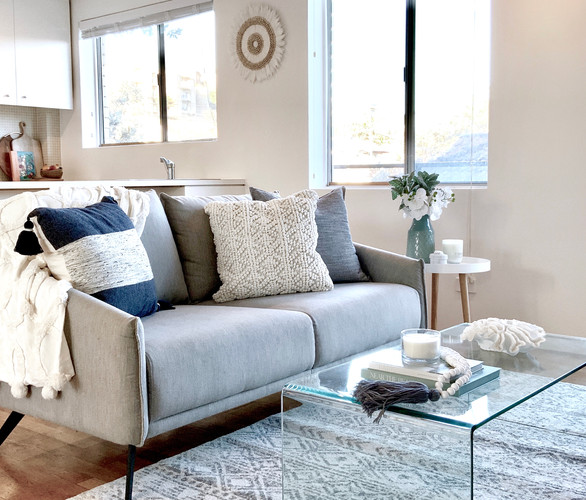 Small Apartment Styling