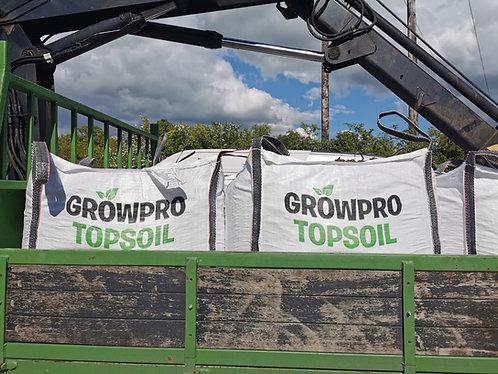 GrowPro Premium Topsoil