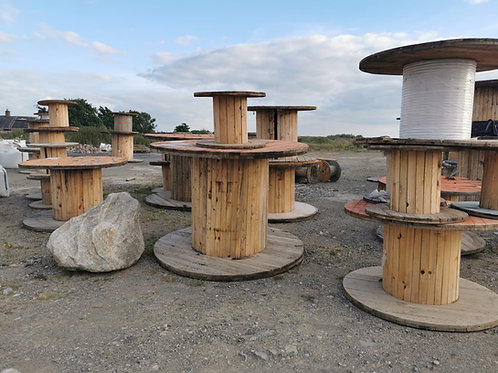 Cable Reels - Ideal for Garden Furniture