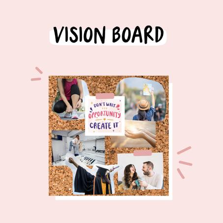 01 - VISION BOARD