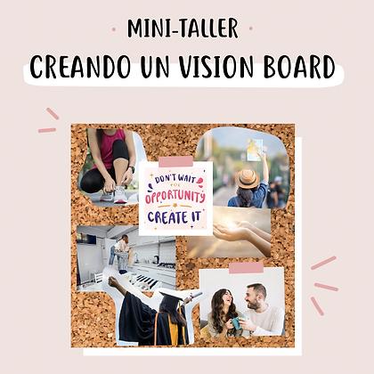 Creand un Vision Board