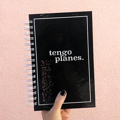 Planner negro