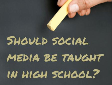 Un progetto di uso positivo dei social a scuola