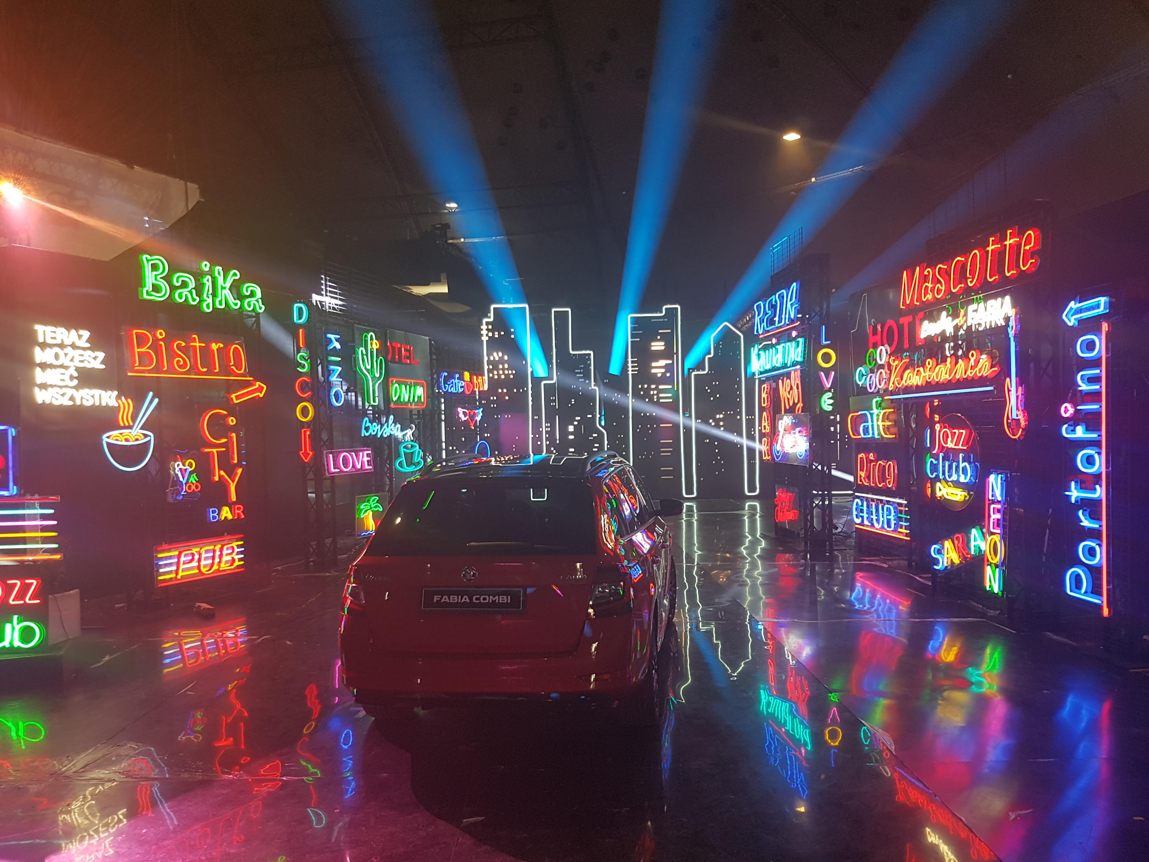 Bovska Skoda Fabia Commercial LIVE