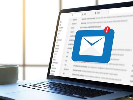 Tre cose da fare per migliorare l'uso dell'email nelle aziende