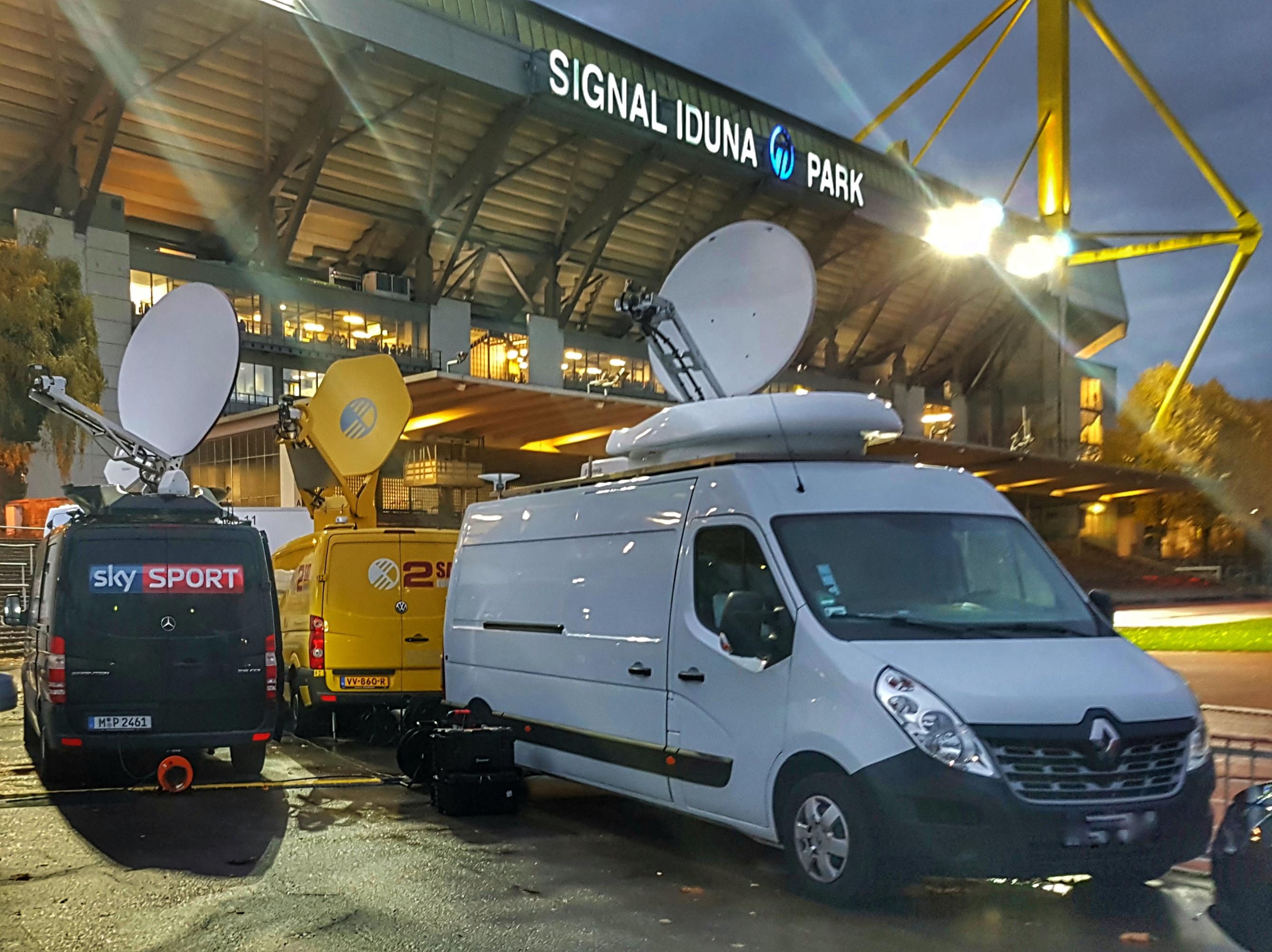 Bundesliga, Signal Iduna Park, Germany