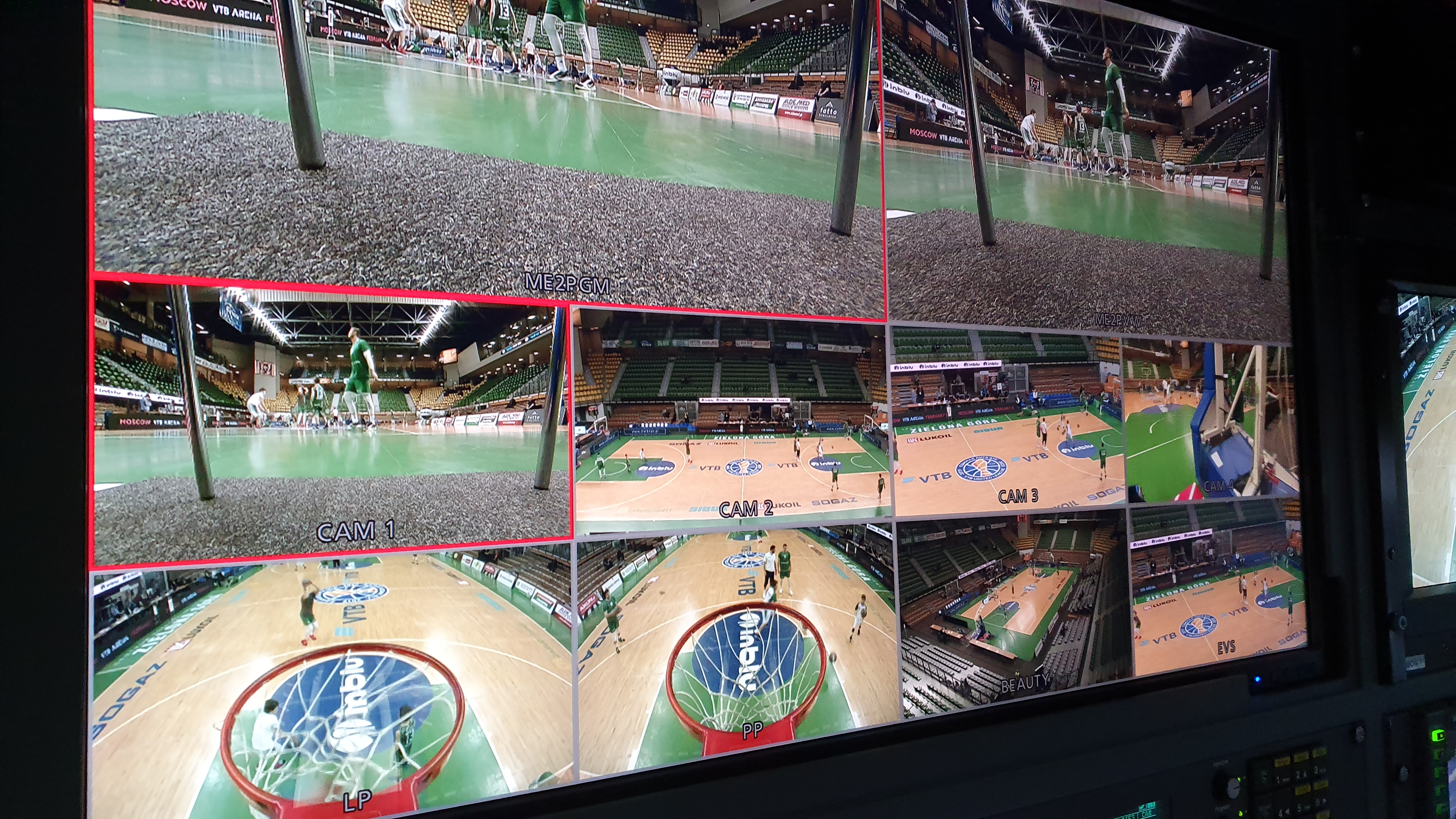Basketball, Zielona Góra