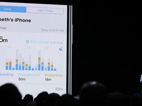 Apple propone Screen Time per la dipendenza da smartphone
