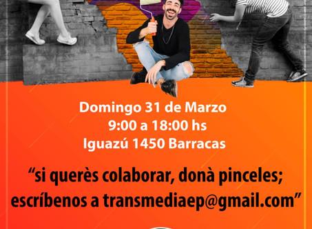 Intervención cultural en Barracas