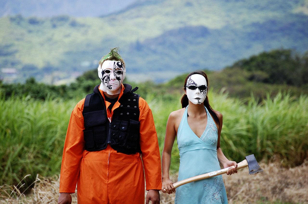 """""""Psycho Meets Girl"""" 2008"""
