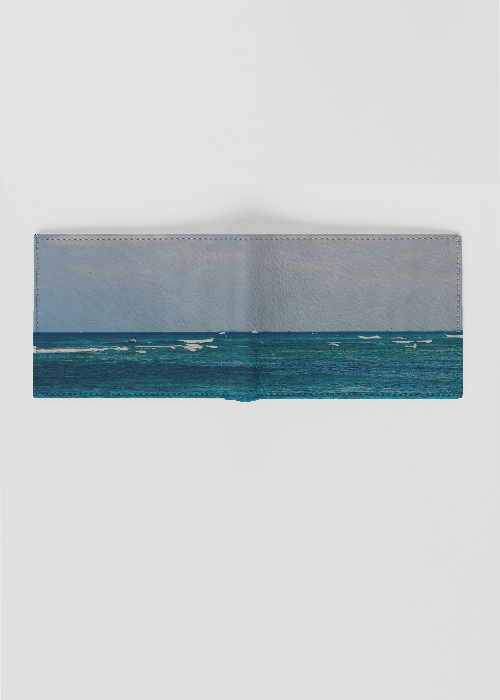 Hawaii Ocean Wallet