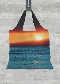 Blue Sun Bag