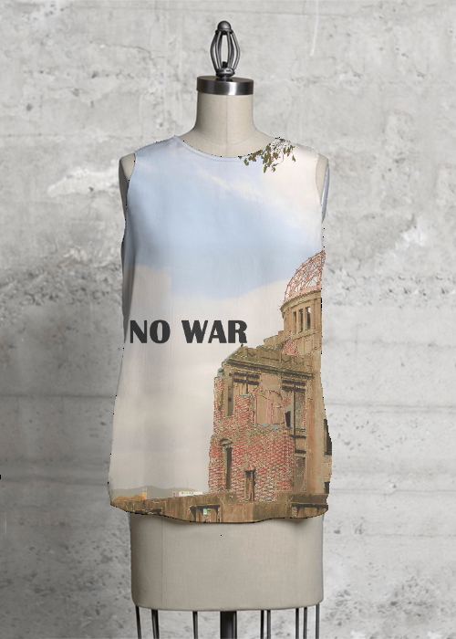 NO WAR TOP
