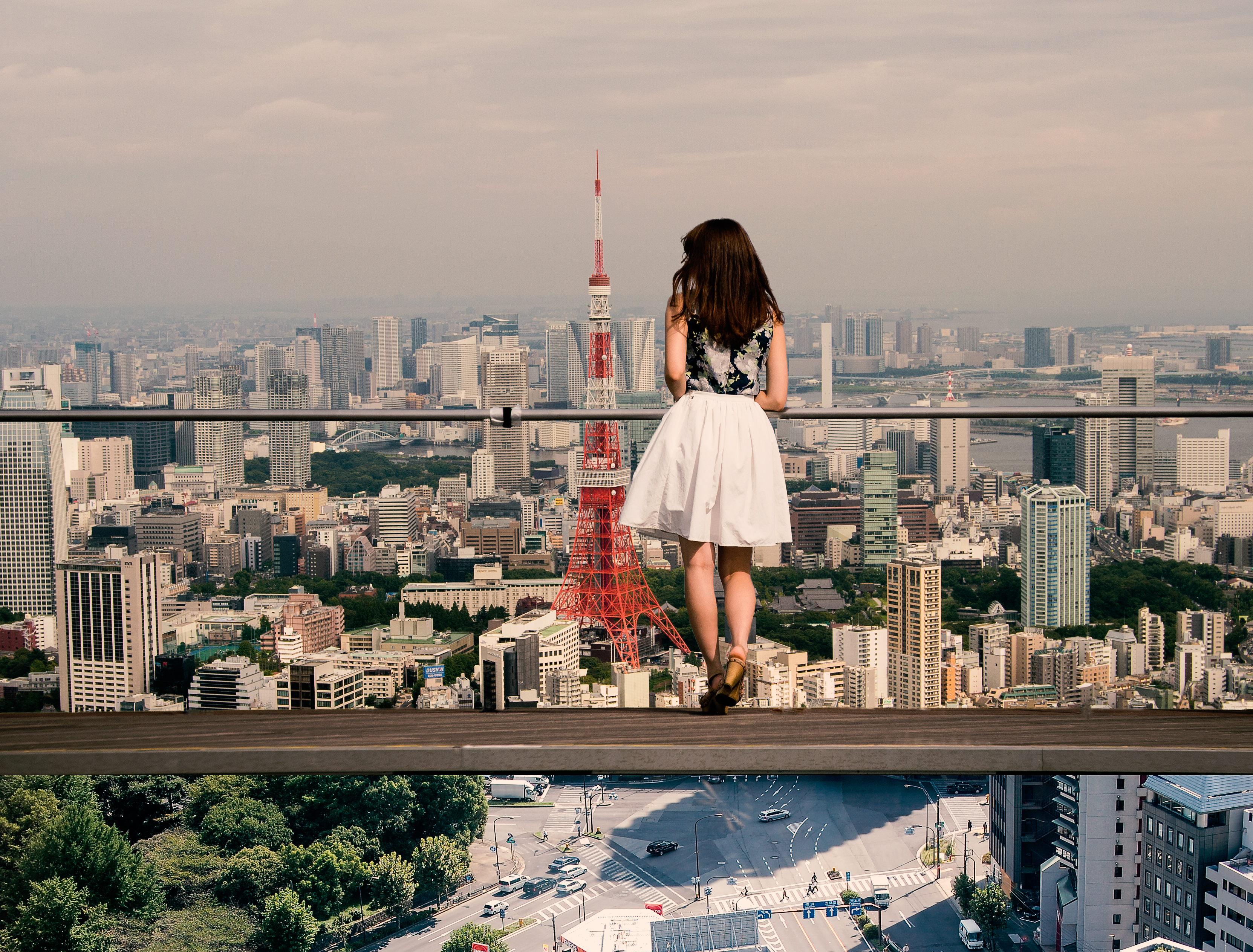 Lady Tokyo Tower