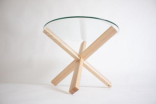 Table casse-tête Frêne