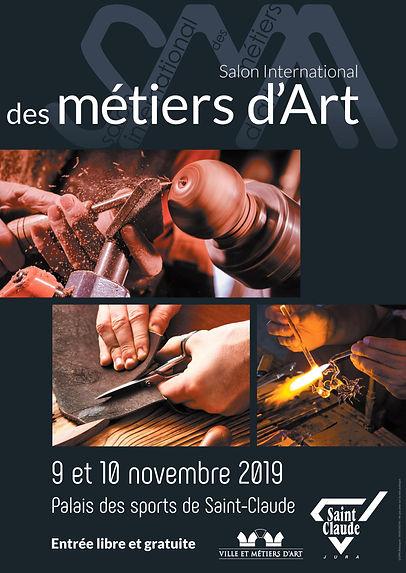 Salon des Metiers d'art Saint-Claude _ L