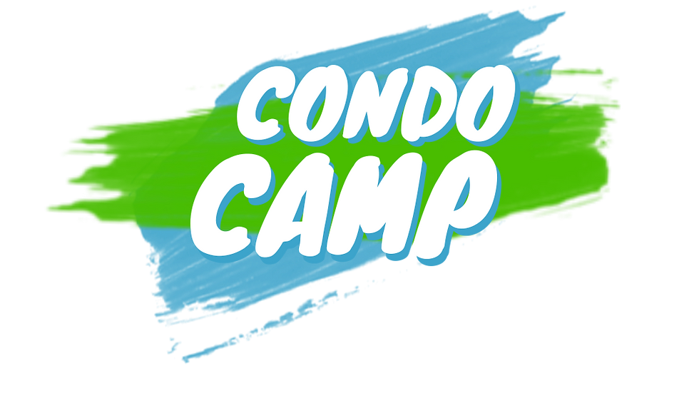The Condo Camp Registration