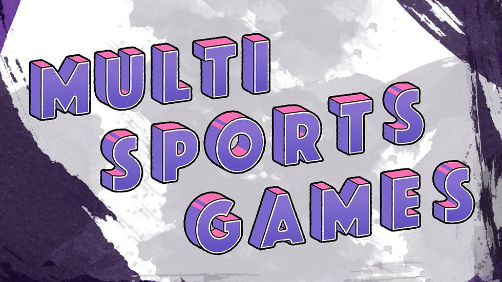 Singafit Multi-Sports Games