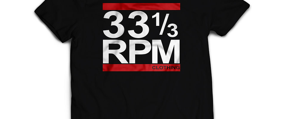 33 RPM Clothing