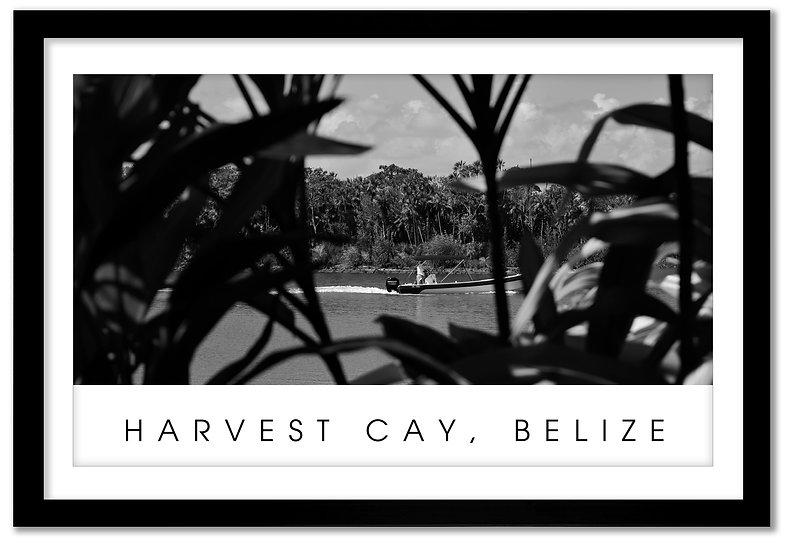 HARVEST CAY, BELIZE