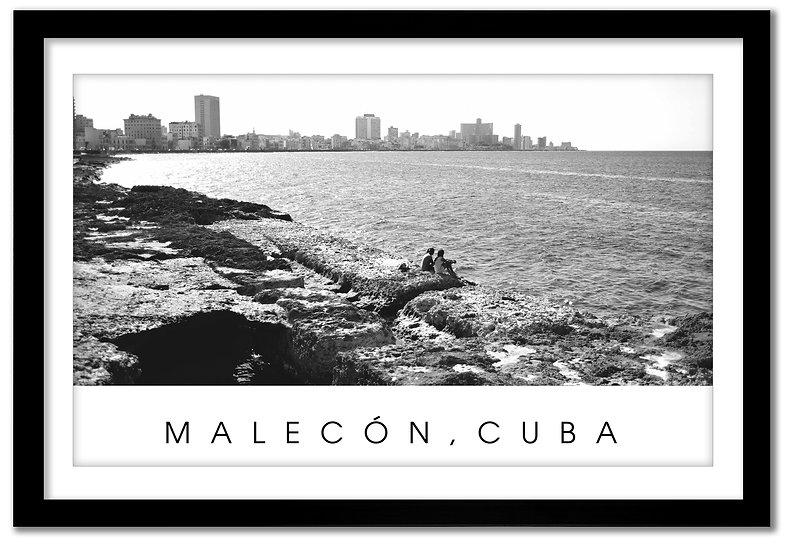 MALECON, CUBA