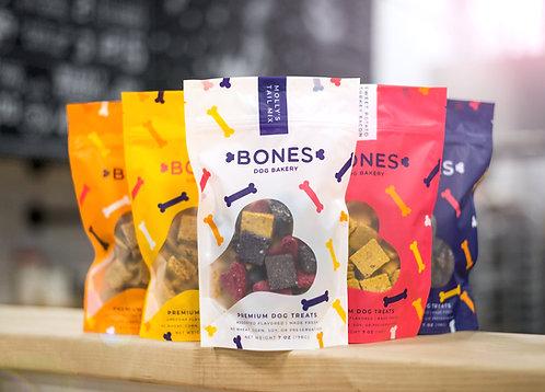 BONES Bakery Dog Treats