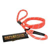 Reflective Rope Leashes - Slip Style