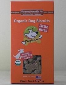 Wagatha's Organic Biscuits - Vt. Pumpkin Pie