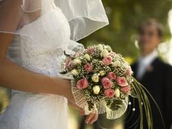 Незабываемый букет невесты