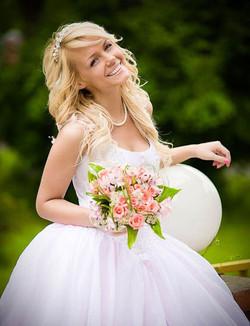 Самый красивый букет невесты