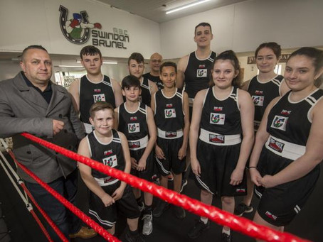 Verelogic Steps In to Help Local Boxing Club