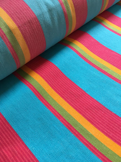 Fastnet fabric from The Stripes Company.