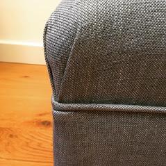 Blue Husk footstool 3
