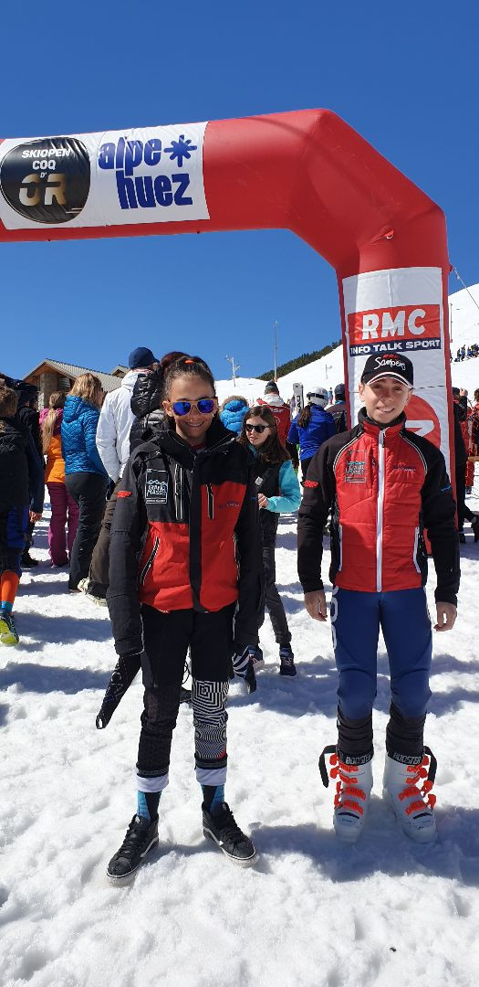 Gwendoline et Hugo nos 2 finalistes. Bravo à eux surtout depuis les pré-qualif et en 1er année !!!!!